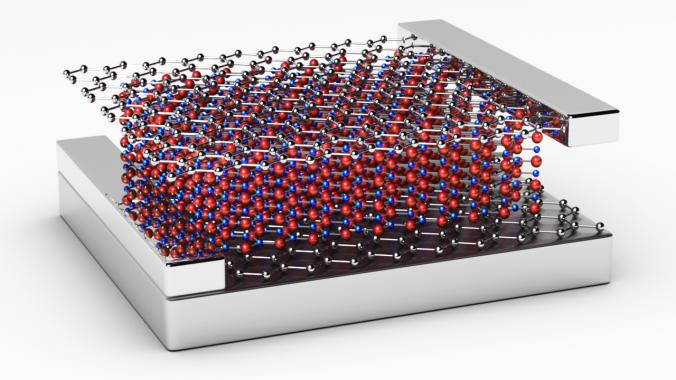 Using graphene to create quantum bits – STI — School of Engineering